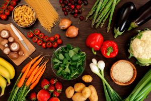 alimentacion contra la oxidacion