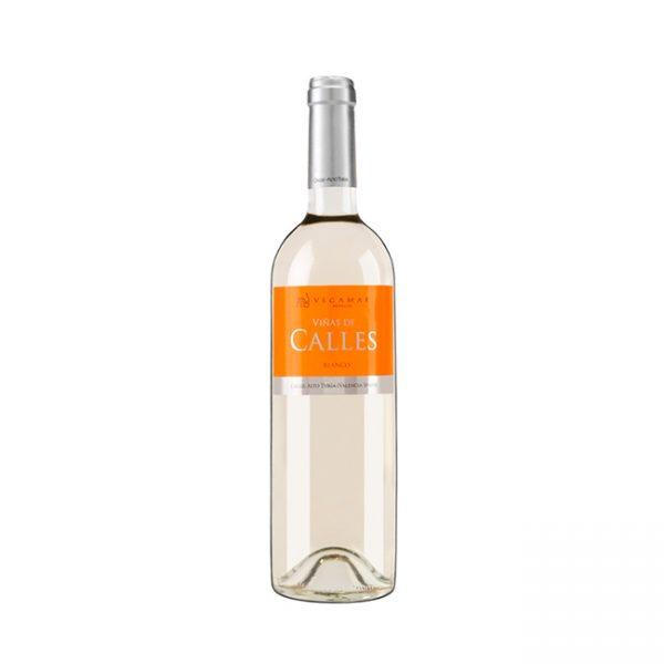 Vino blanco viñas de calles vegamar