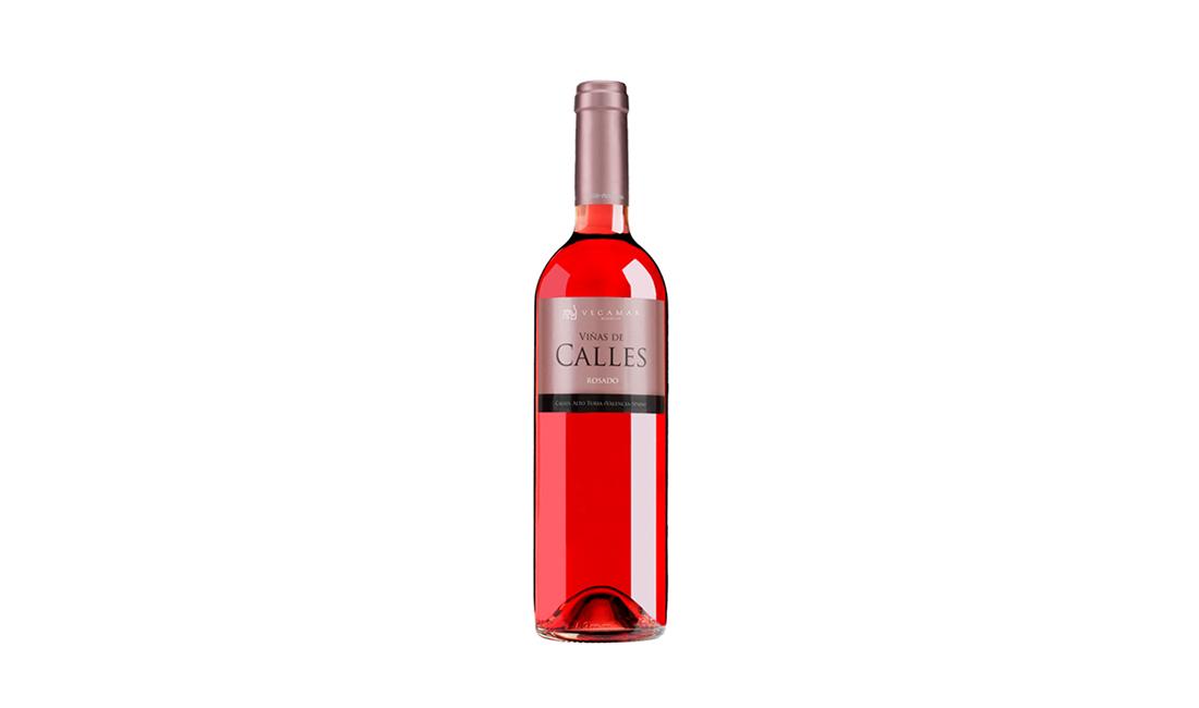 vino rosado viñas de calles vegamar
